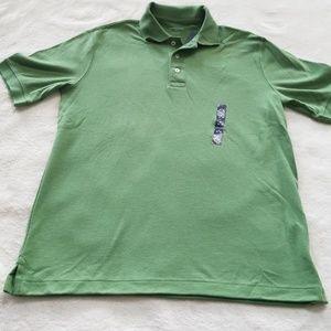 NWT Men's Polo - Green